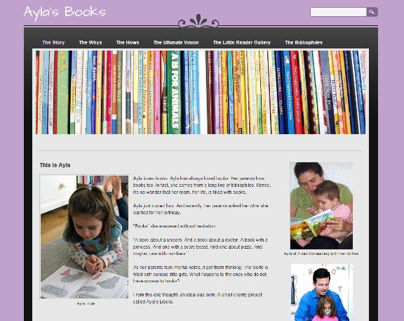 Ayla's Books